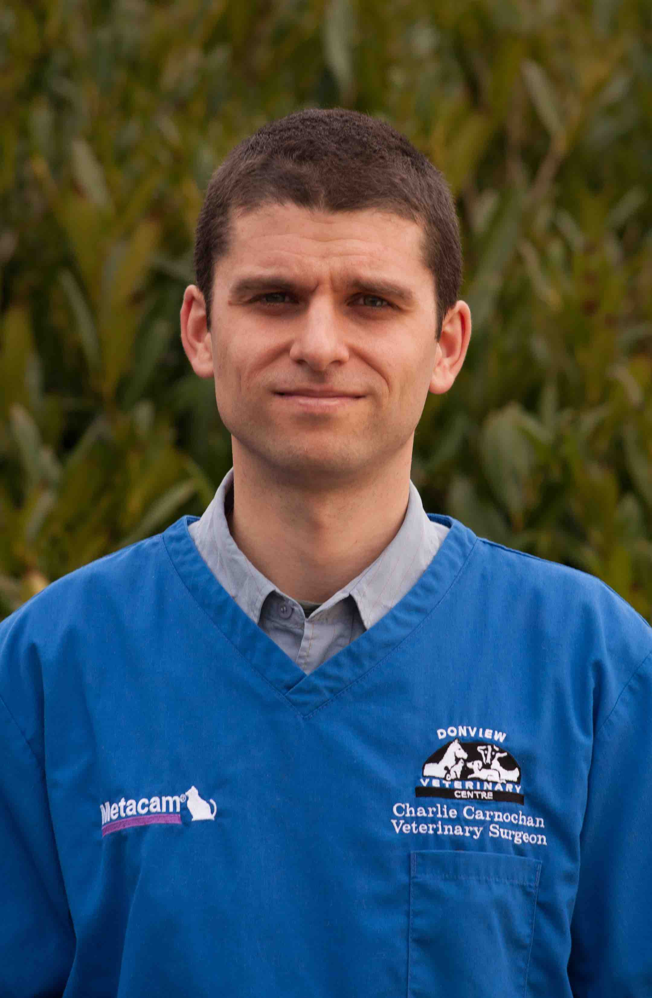 Charlie Carnochan Vet
