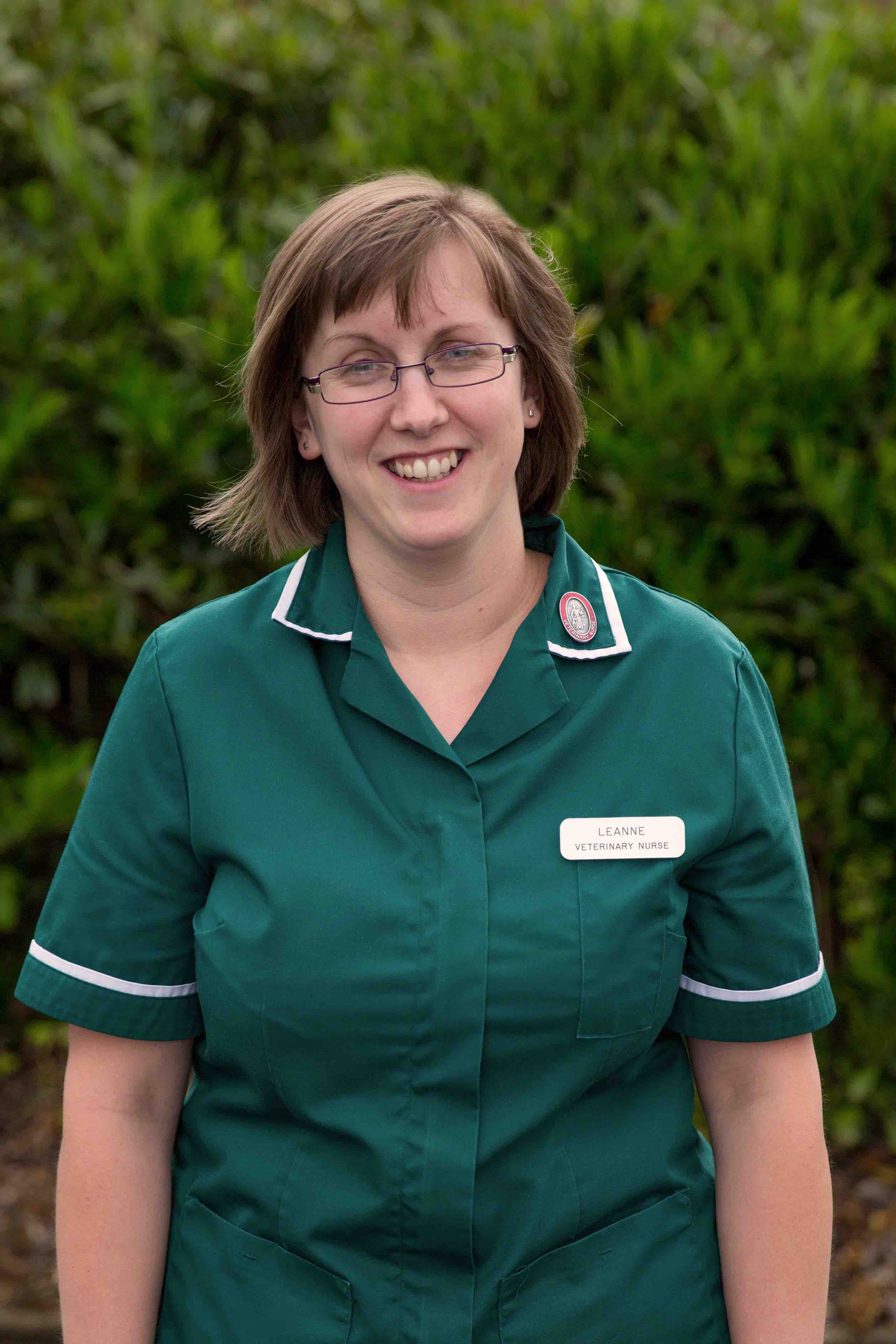 Leanne Morrison nurse