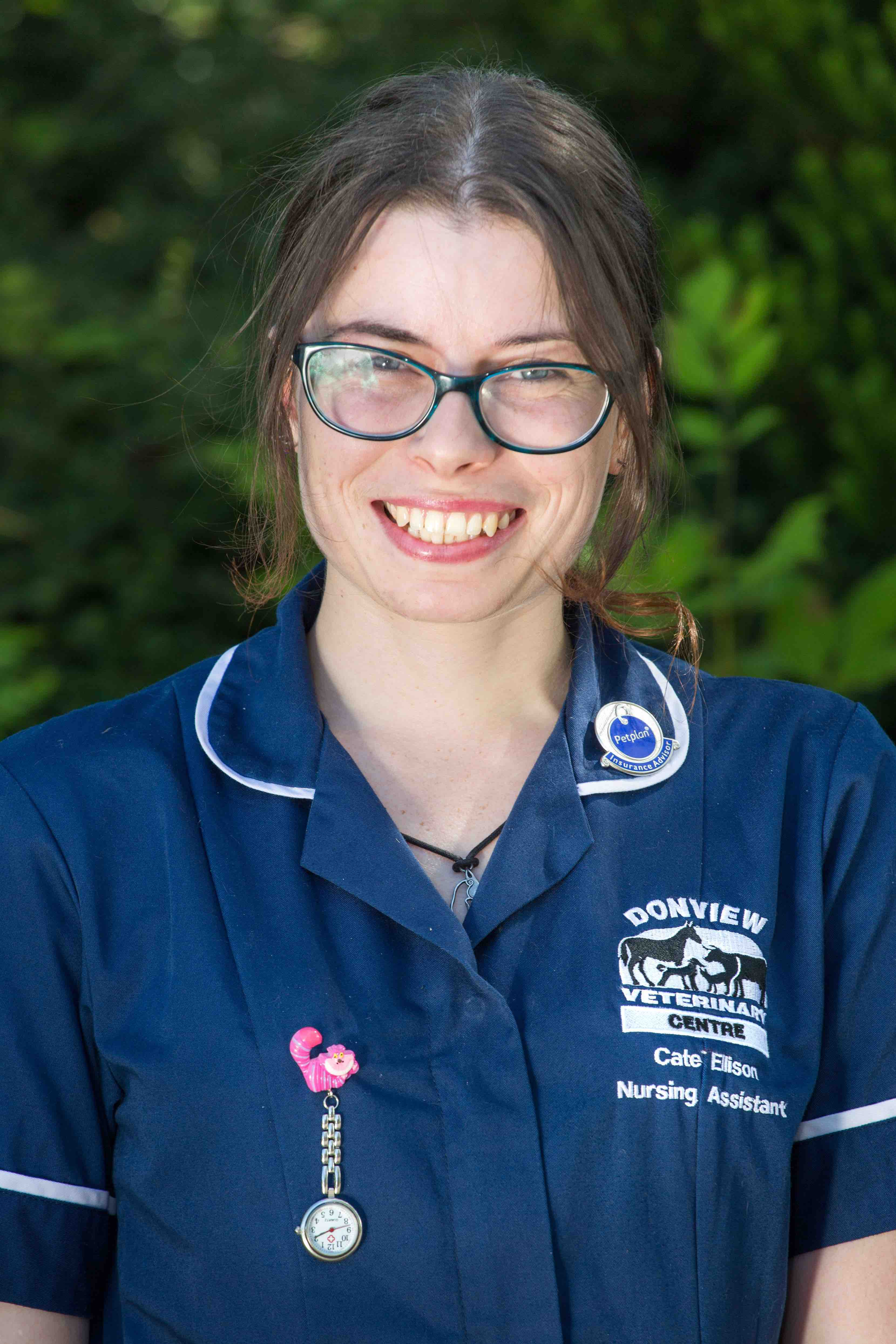 Cate Ellison Nurse