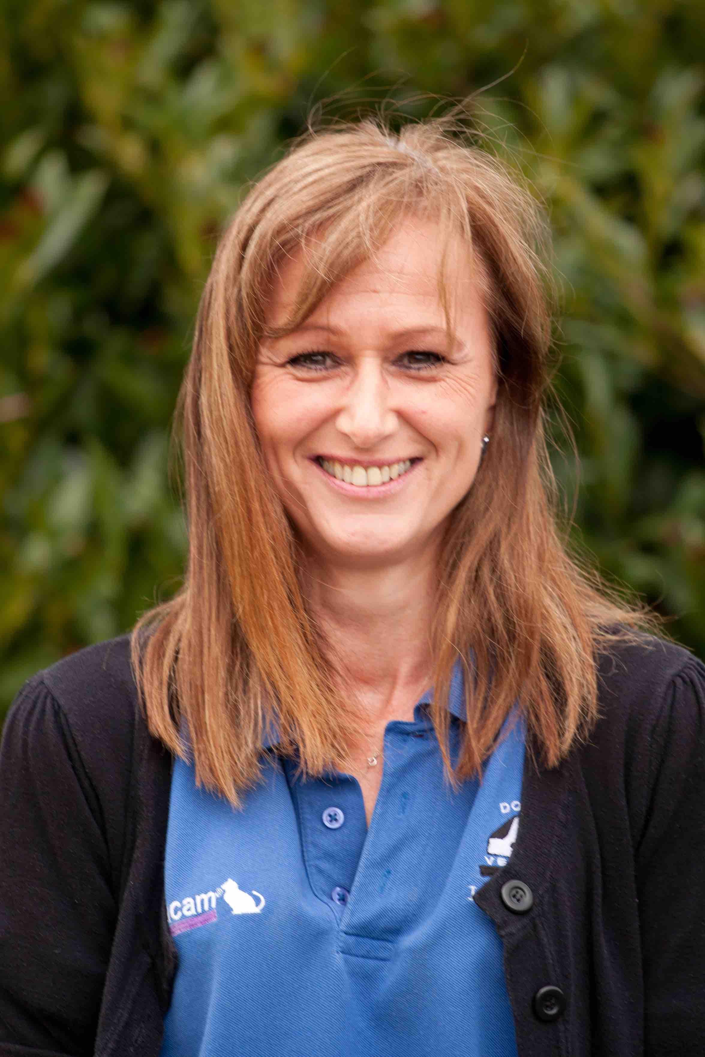 Lindsay Forsyth receptionist