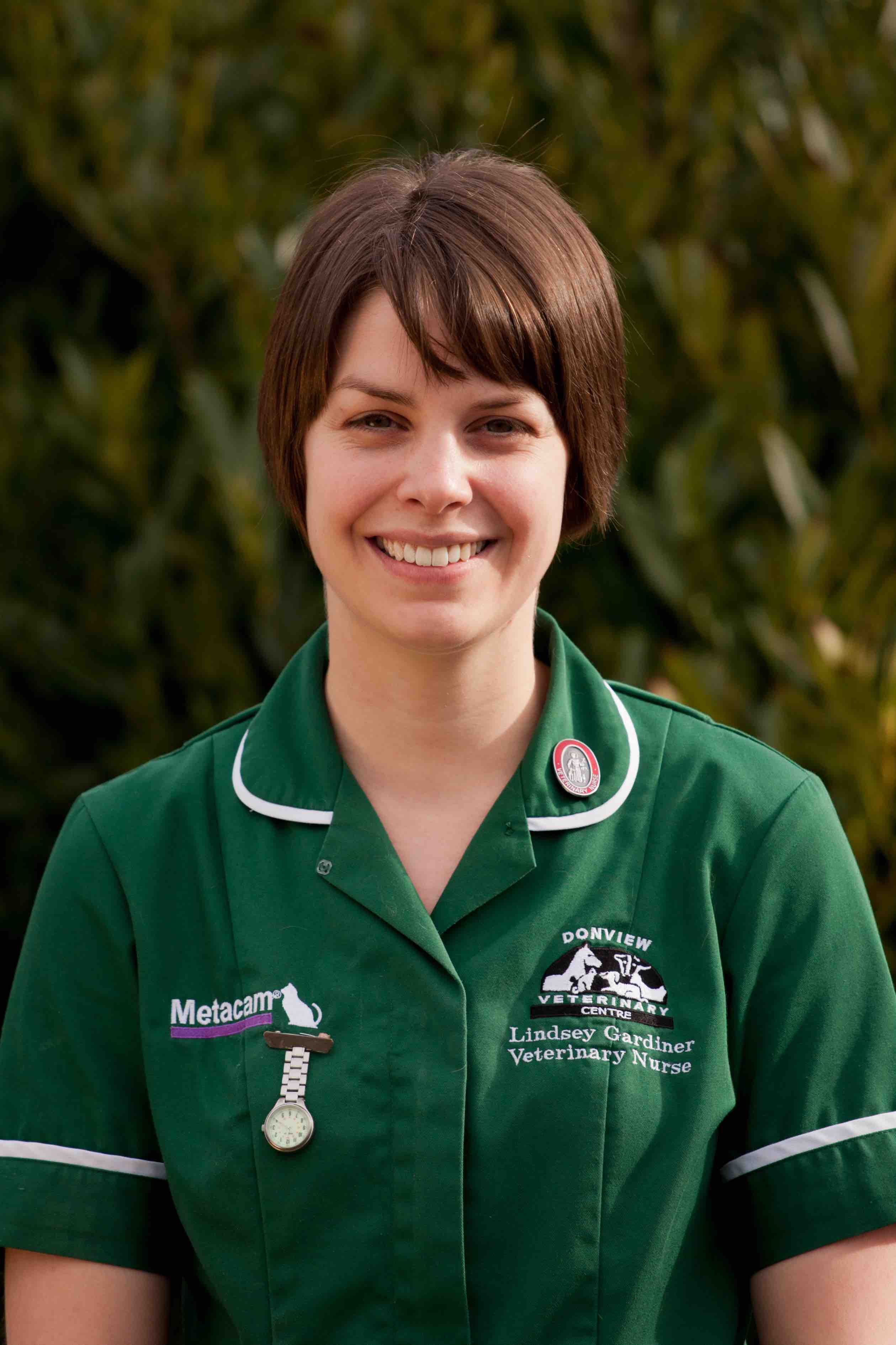 Lindsey Crichton nurse