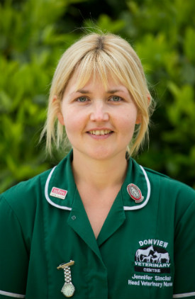 Jennifer O'Connor head nurse